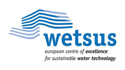 Wetsus European Centre of Excellence for Sustainable Water Technology logo